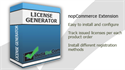 Picture of License Generator